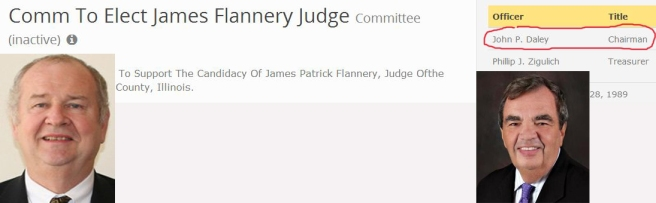 Judge James P  Flannery, Jr  (Daley's crony) Corruption